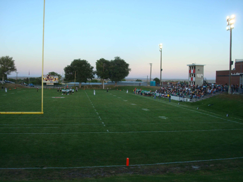 Tonkin Field. Photo courtesy Ernie Over.